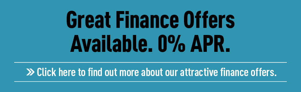 Great Finance Offers Available. 0% APR.
